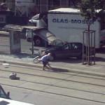 Schwerer Unfall in der Universitätsstrasse